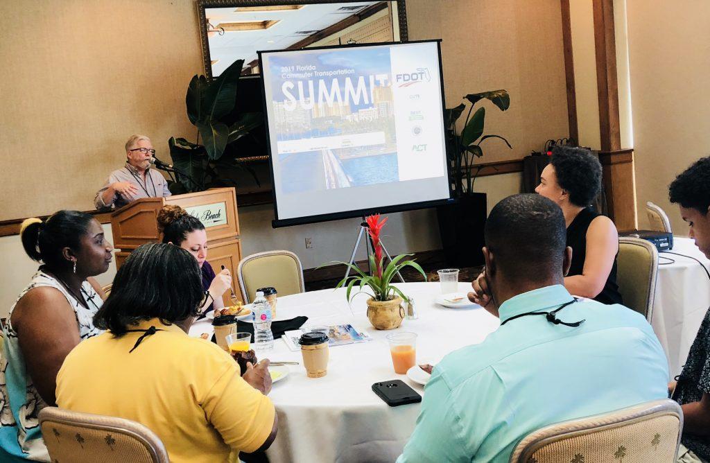 2019 Florida Commuter Transportation Summit Proceedings